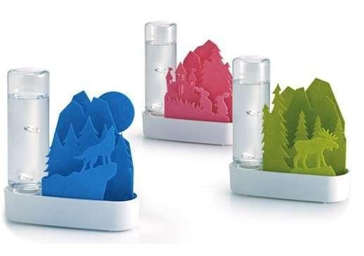 Air conditioner room Natural-EvaporativeHumidifier