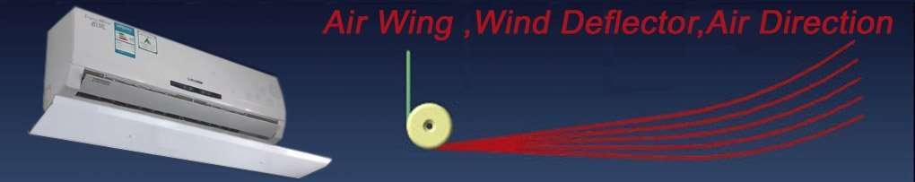 Air-Conditioner-air-wing-wind-deflector
