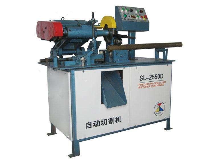 Automatic Pipe Cutting Machine ~ Automatic bar cutting machine manufacturer supplier china