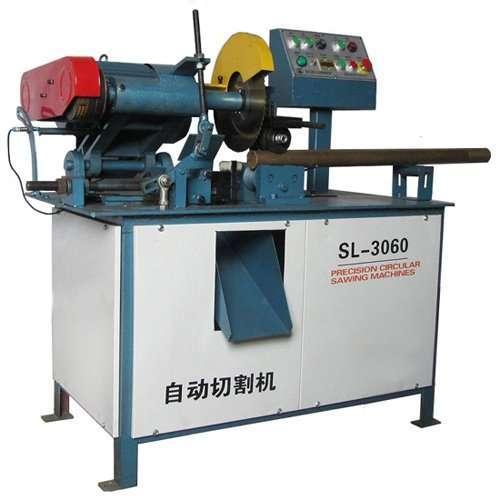 solid bar automatic cutting machine