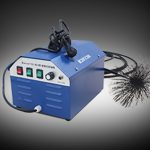 Flexible Shaft Cleaning Machine For Small Duct,Portable type