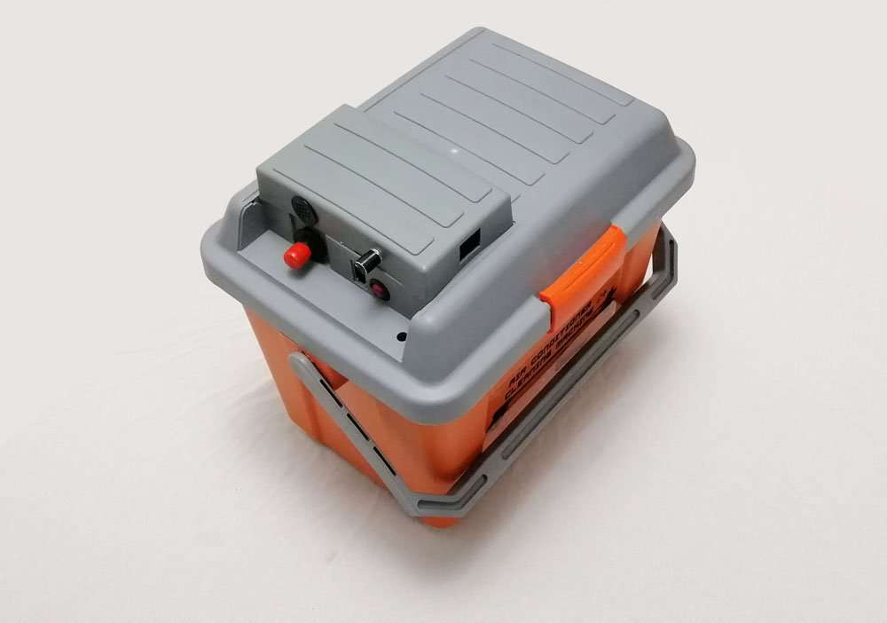 AC cleaning tool machines