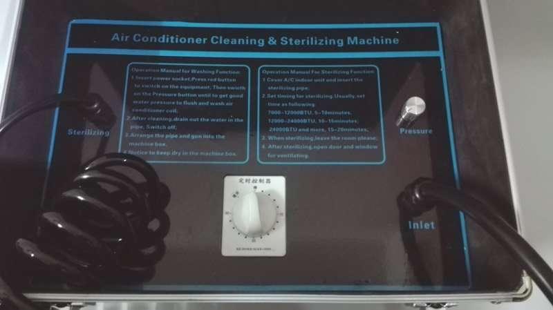 machine air conditioner