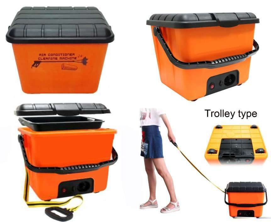 36L All-In-One Air Conditioner Service And Maintenance Tool Kit