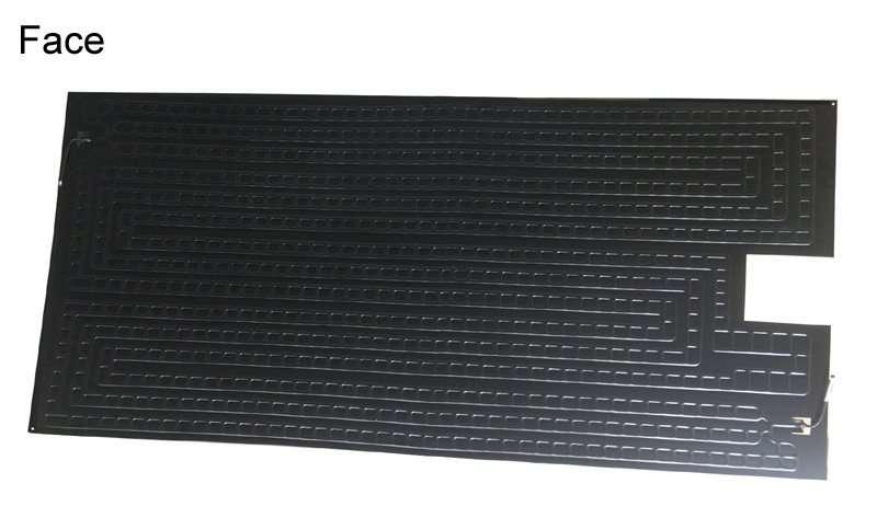 Aluminium thermal absorber