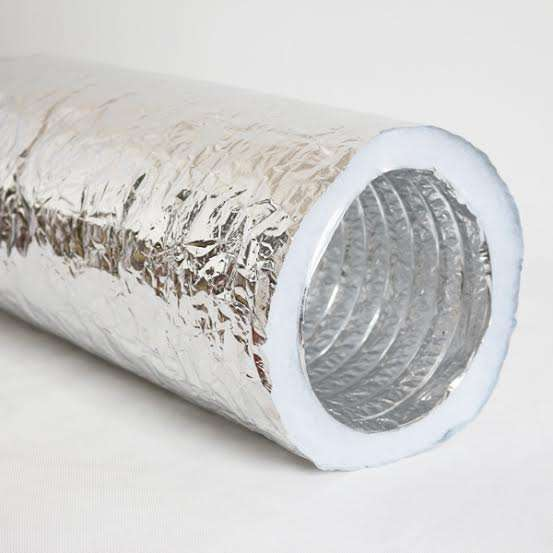 Polyester Insulated Aluminium Flexible Duct