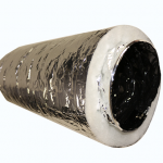 Polyester Insulated Flexible Duct 14