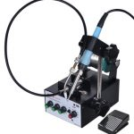 Tin alloy electric welding machine
