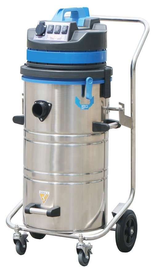 Vacuum Cleaner for Circular And Rectangle Duct Cleaning Robot