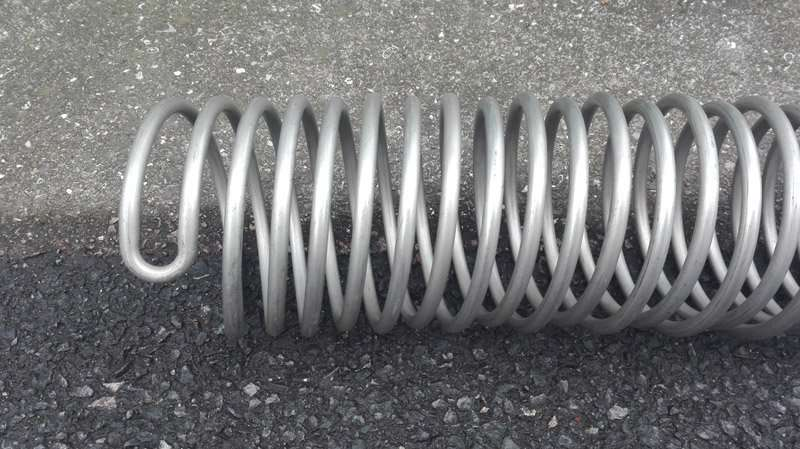parallel spiral coil