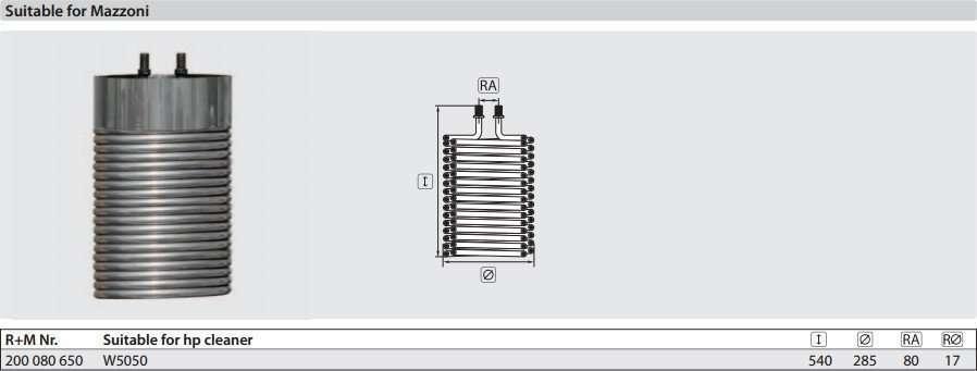 mazzoni-boiler-heating-coil