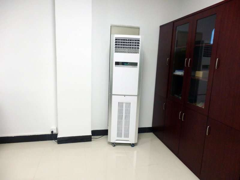 office-ground-standing-electronic-air-filter-cleaner