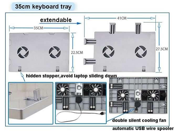 35cm-keyboard-tray