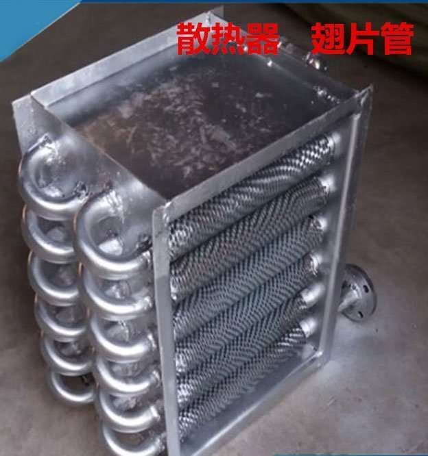 duct-fin-heat-exchanger