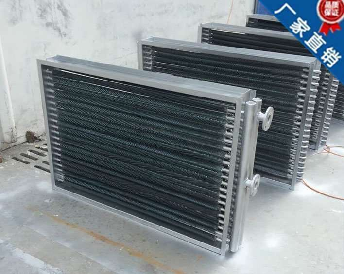 duct-steam-to-air-heat-exchanger