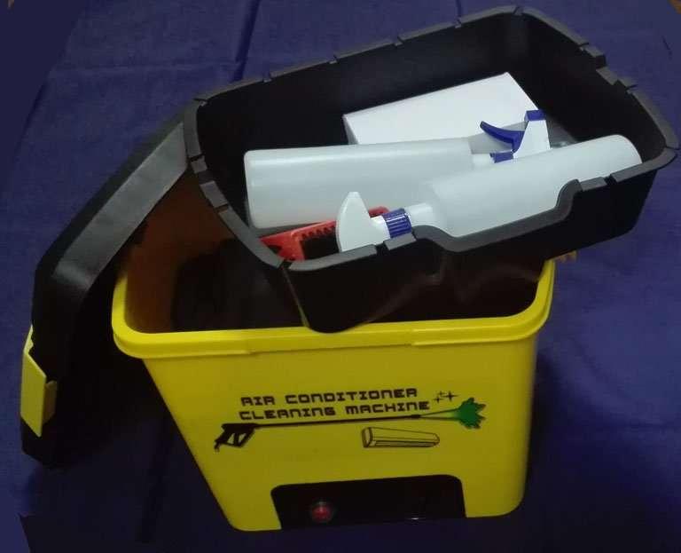 air conditioner service kit machine