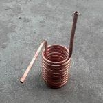 Tube in Tube evaporator Coaxial Heat Exchanger condenser 15