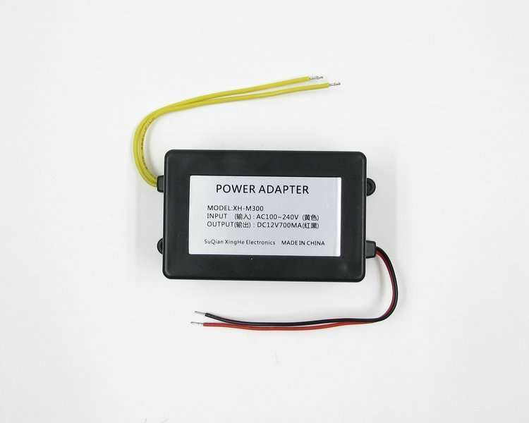 AC100-240V convert to DC 12V 100MA model XH-M300