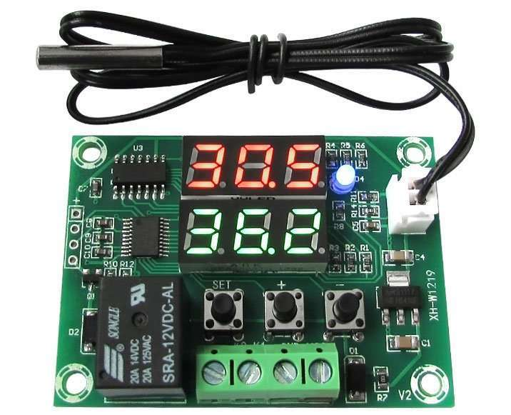 Digital-Thermostat-Module-Model 1219