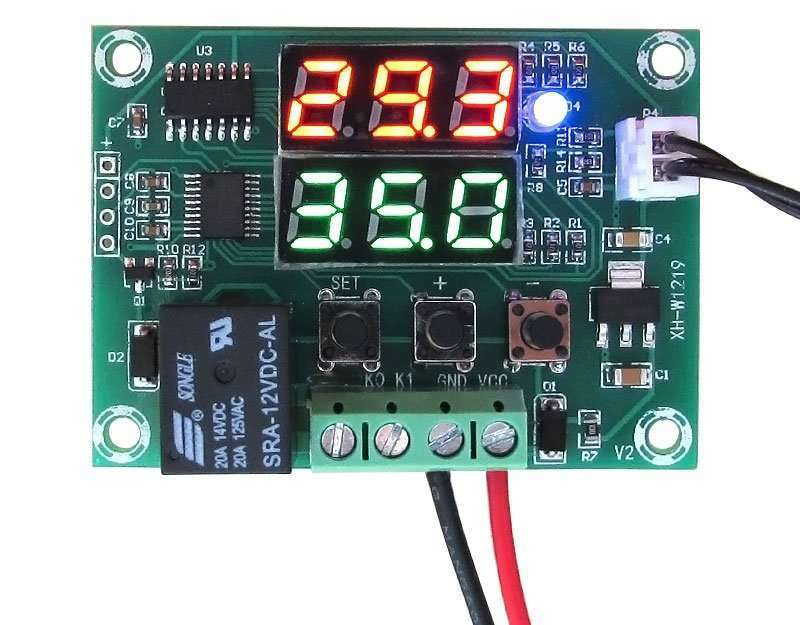 Temperature And Humidity Controlling Module Unit 6