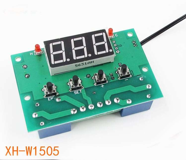 Temperature And Humidity Controlling Module Unit 7