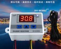 Digital thermostat controller model XH-W3002