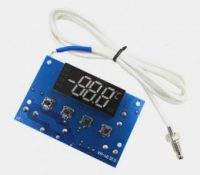 High temperature thermostat and controller