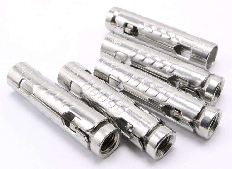 Stainless Steel Rawlbolt Shell Manufacturer Supplier China