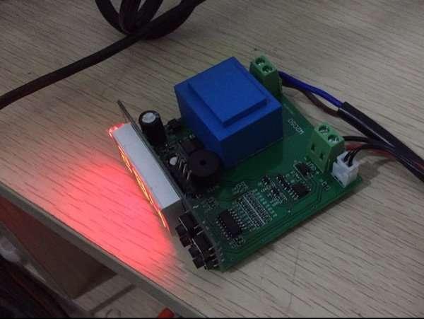 XH-W2050 electronic panel