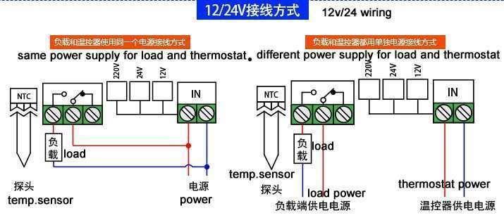 XH-W2060 wiring 01