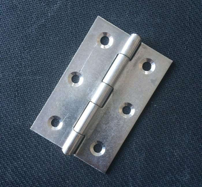 stainless steel Grade 316L hinge 3inch