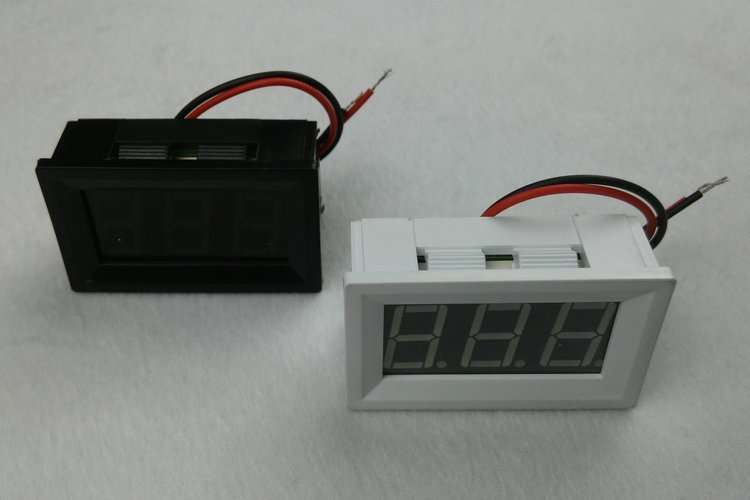 Voltage Displaying Module,Voltmeter 12