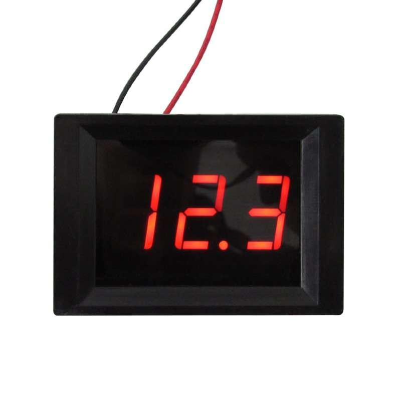 Digital DC voltage displaying and measuring meter DC4.5-30V 94