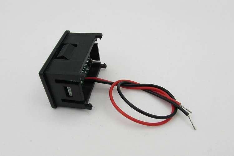 Mini Digital Voltage Displaying and Measuring Meter DC4.2-30V 4
