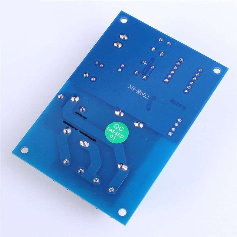 Battery Charger Control Module XH-M602 11