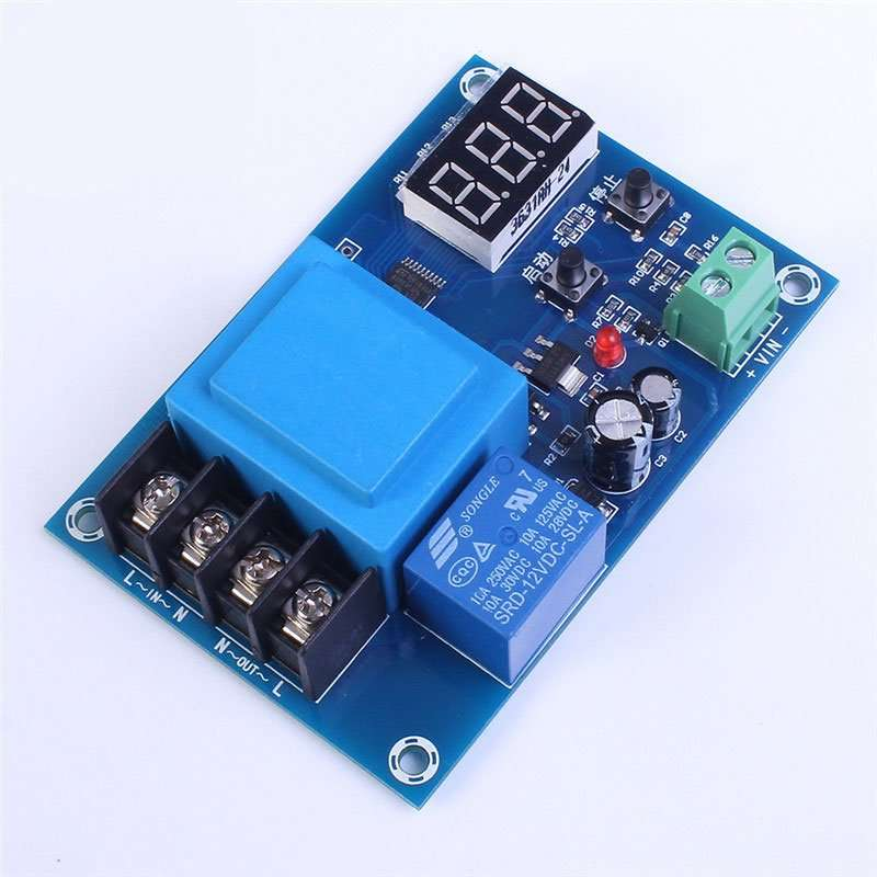 Battery Charger Control Module XH-M602 13