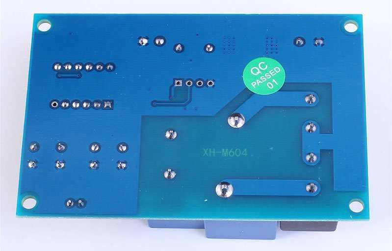 Battery Charger Control Module XH-M604 12
