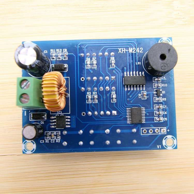 DC Balanced Power Estimating and Monitoring Module XH-M242 44