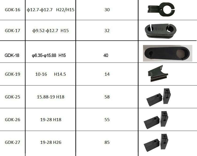 antivibration rubber grommets for air conditioner compressor