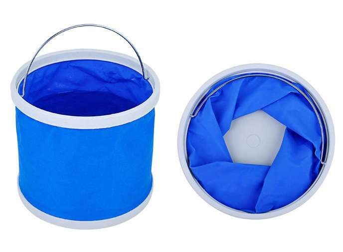 Foldable water bucket 2