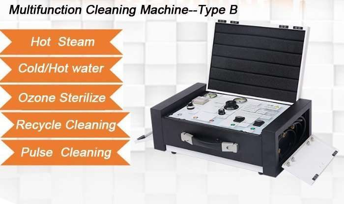 Multifunction Intelligent Home Appliance Cleaning & Disinfection Machine 12