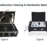 Multifunction Intelligent Home Appliance Cleaning & Disinfection Machine