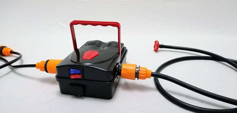 coil cleaning pump