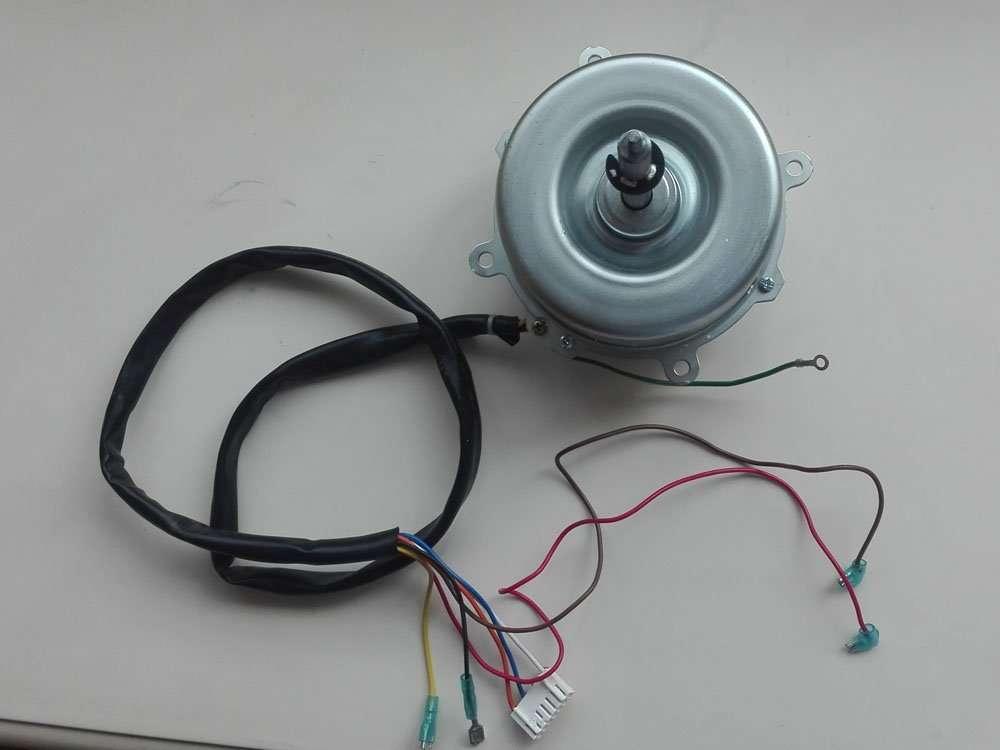 Air Conditioner Fan Motor YDK75-6C FN90C 4