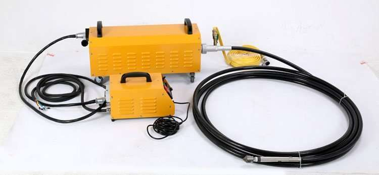 Kitchen Exhaust and Grease Duct Cleaning Machine,easy to clean oiled duct 11