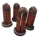 Tube in Tube evaporator Coaxial Heat Exchanger condenser 9