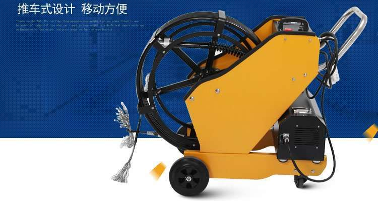 Kitchen Exhaust and Grease Duct Cleaning Machine,easy to clean oiled duct 2
