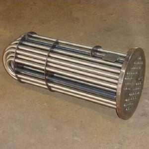 Tube in Tube evaporator Coaxial Heat Exchanger condenser 11