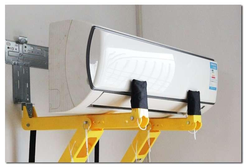 Air conditioner indoor unit repairing bracket 2