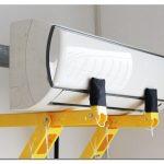 Air conditioner indoor unit repairing bracket